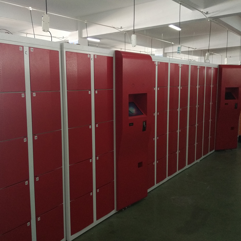 Electronic locker for sales