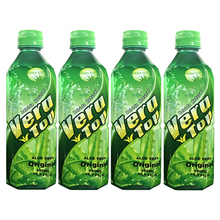 Bulk original OEM juice soft drink Fresh aloe vera drink in bottle