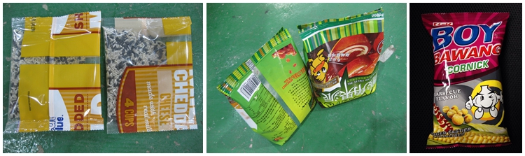 Automatic 20g 50g Sachet Nuts/Preserved Fruit/Raisins Packing Machine