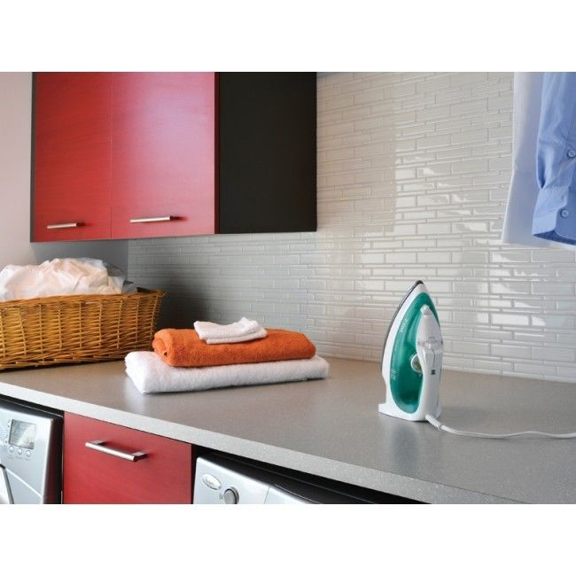 Amazon Best Seller Peel and Stick Tile for Kitchen Backsplash, White Subway Backsplash Tile
