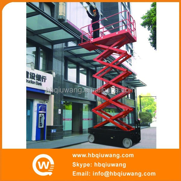 SSS-Z Series Professional Manufacturer Electric Scissor Lift