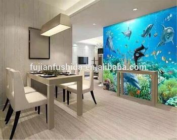 3d Woonkamer Ontwerpen : Blauwe tegel textuur voor woonkamer beste d schilderen nieuwste