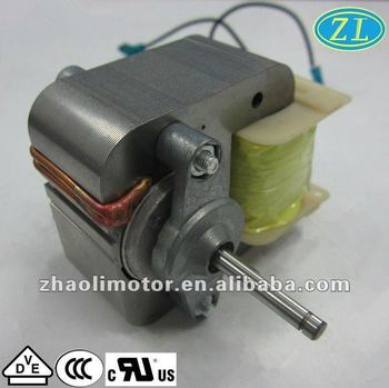 Fan Motor 230v Shaded Pole Ac Electric Motor Yj62-30: Air Cooler ...