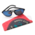 hot sale printed microfiber sunglasses lens cleaning cloth