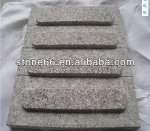 direct factory sale tactile tile Granite tactile stone