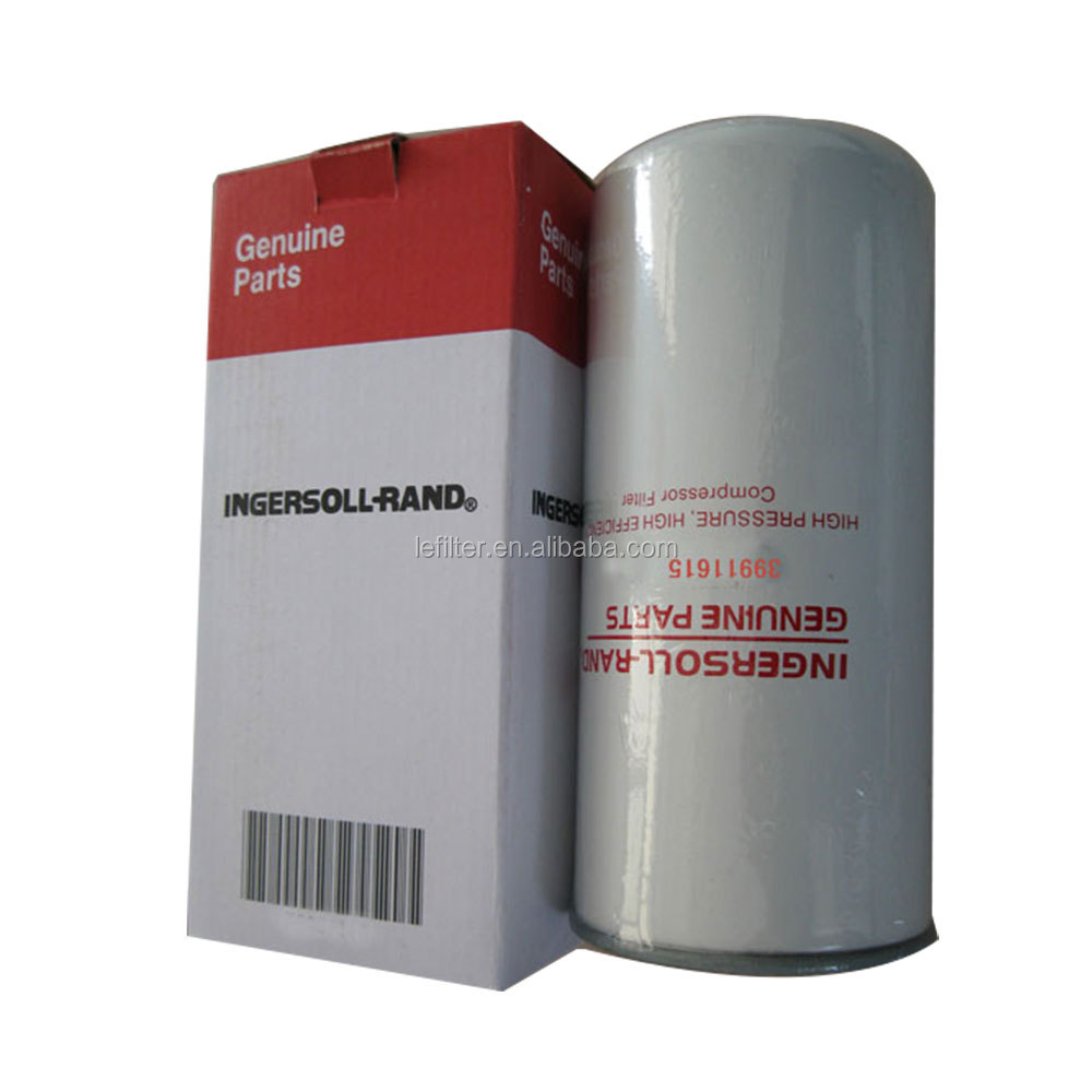 39907175 Ingersoll Rand Oil Filter Element Replacement