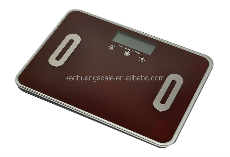 Electronic Body Fat,Water ,Muscle , Bone Analysis Scale