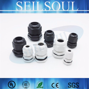 SEILSOUL Hot Sale Nylon PG7 grey or black Cable Gland, Blind Plug for Cable Gland