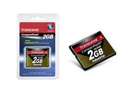 Transcend 2Gb Industrial Grade Cf Card 100X Pio Mode (Type I)