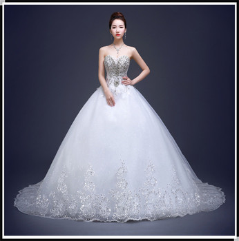 Patterns for Simple Wedding Dresses