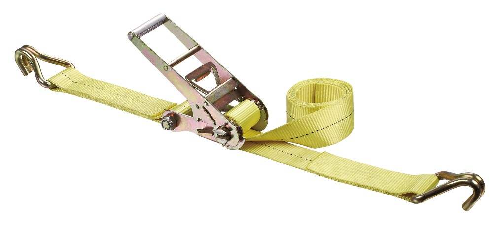 75MM Ratchet Tie Down Buckle Strap for Cargo Lashing