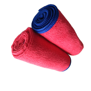 Medical microfiber cleaning wipe cloth