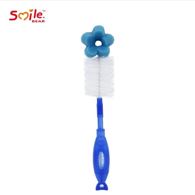 Réveils, Radios-réveils Cooperative Portable Milk Bottle Cleaning Brush Cup Brush 360 Degree Washing Brush Horloges