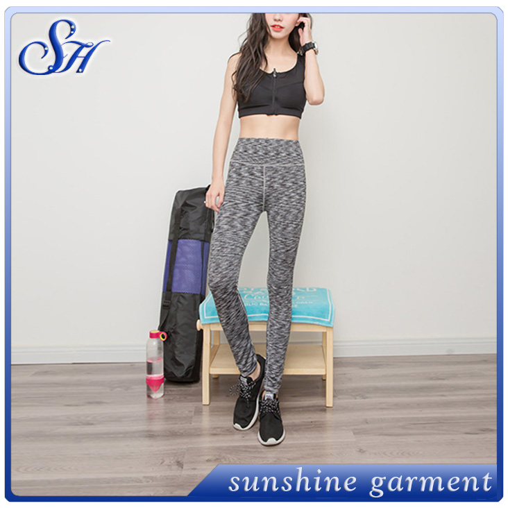 2016 New Yoga Leggings For Women High Waist Gym Clothing <strong>Sports</strong> Slimming Pants Workout <strong>Sport</strong> Fitness Slim Running
