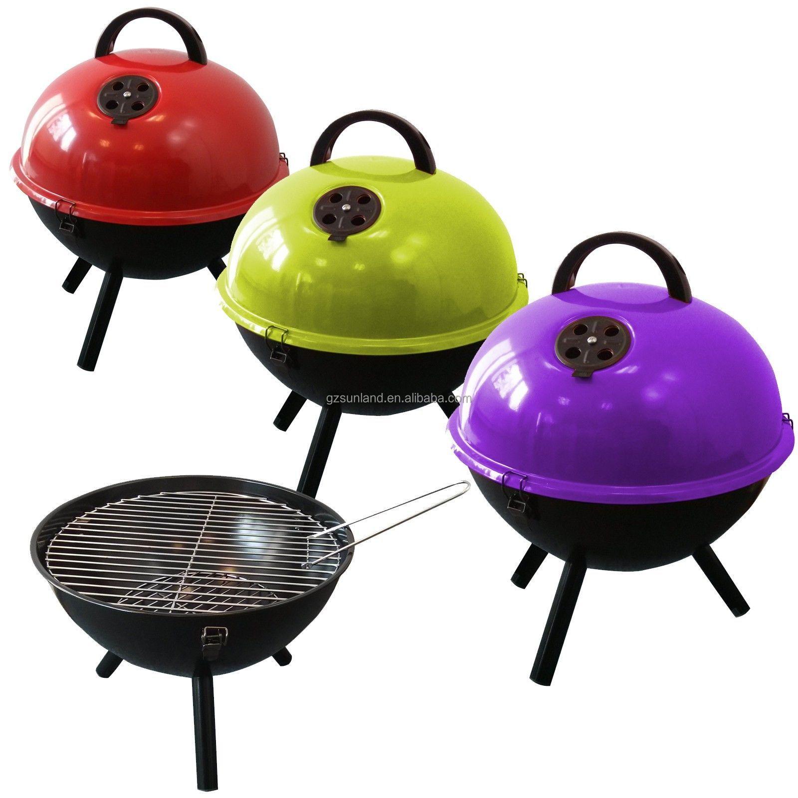 Mini Kettle Charcoal Bbq Grill