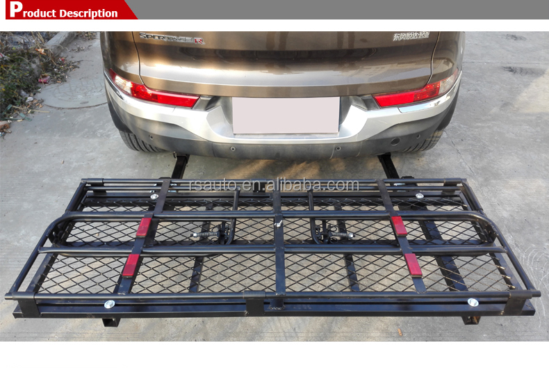 High Quality Car Parts Accessories Auto Roof Rack Hitch Mounted ...