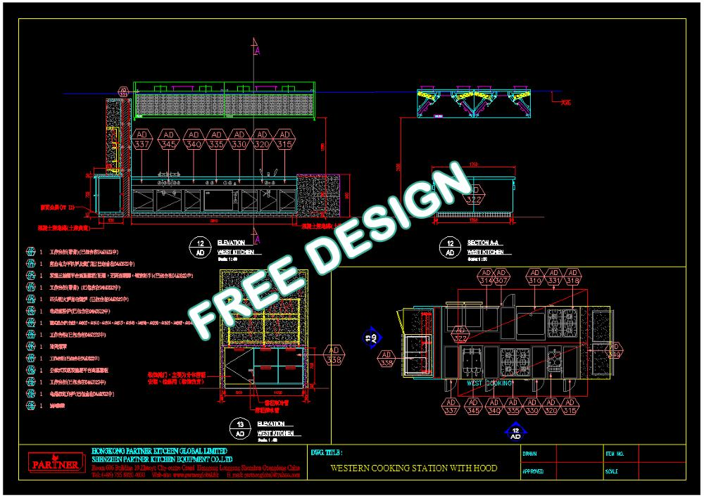 China Professional Commercial Kitchen 3d Design And Cad Commercial Kitchen  Layout Solution - Buy Commercial Kitchen 3d Design,Cad Commercial Kitchen