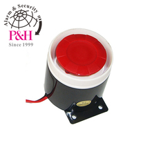 siren fire alarm sounder beacon