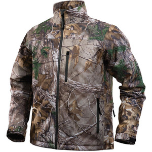 Heated Hunting Clothes >> Battery Heated Camo Hunting Clothes Battery Heated Camo