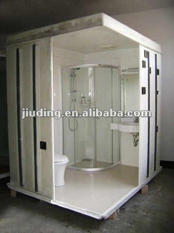 Baño Prefabricado - Buy Baño,Fibra Baño Modular Product on Alibaba.com