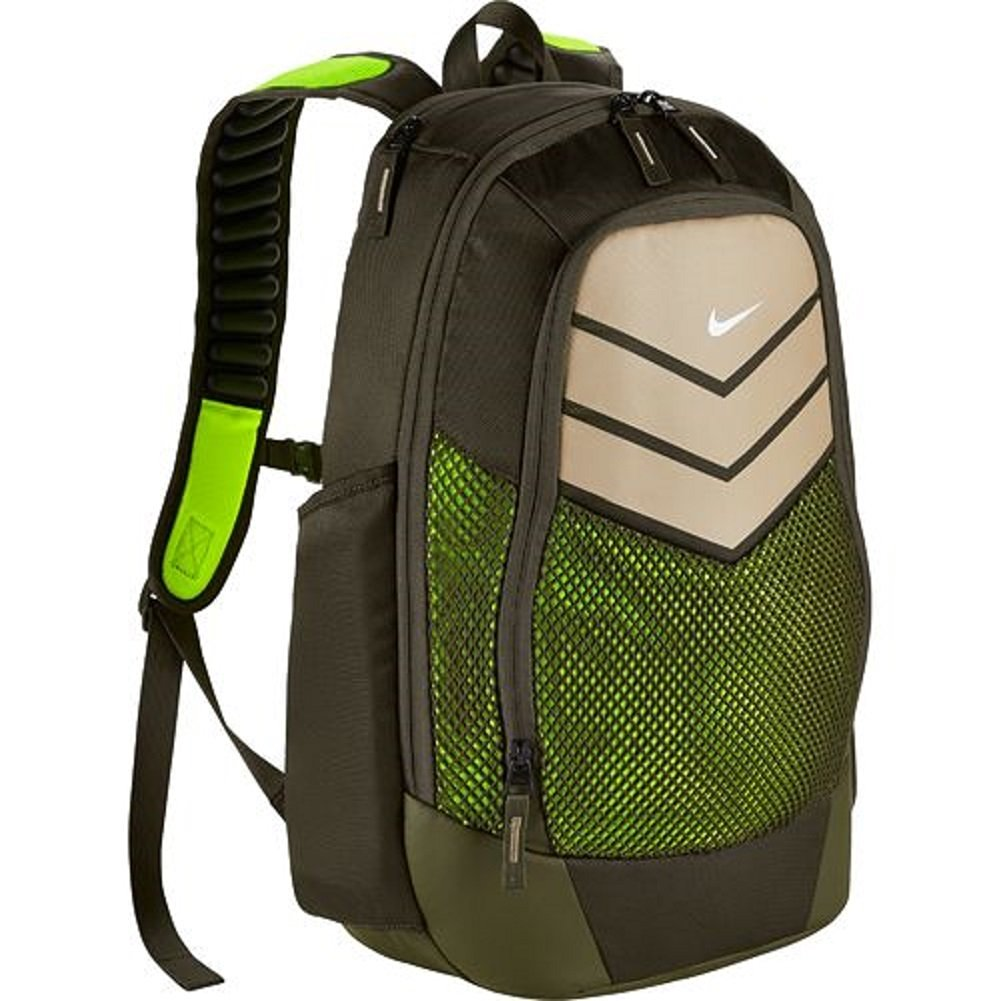 813fb45f59 Get Quotations · Nike Men s Vapor Power Backpack Green Dark