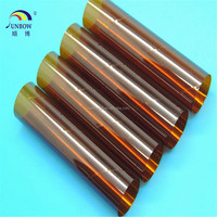 Mylar polyester tube for HS mylar heat shrinkable sleeve