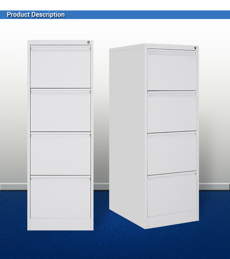 Office Furniture Filing 4 Drawer Cabinet Dental