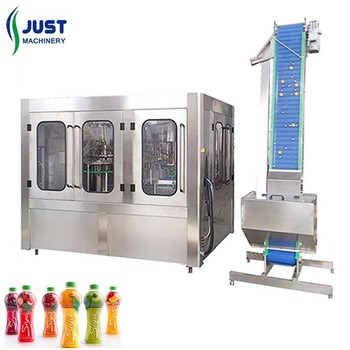 Complete automatic juice filling mill machine equipment line company