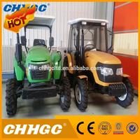 Plastic 25hp tractor tractor with front end loader small garden tractor