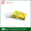 Wholesale retail children cardboard pencil box
