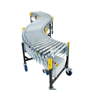 High quality and good price electric motor manual roller conveyor for sale