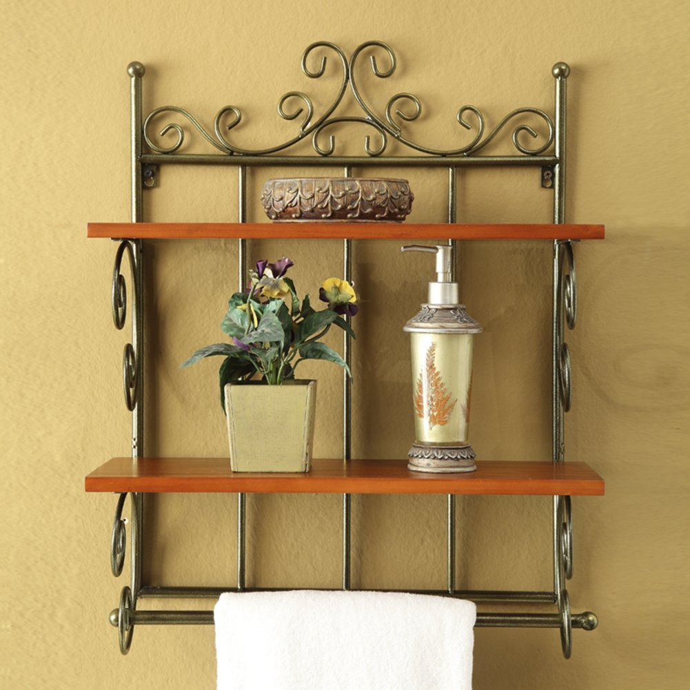 Racks/Bathroom bathroom wall/ Wall Storage Rack/[storage rack]/ bathroom-A