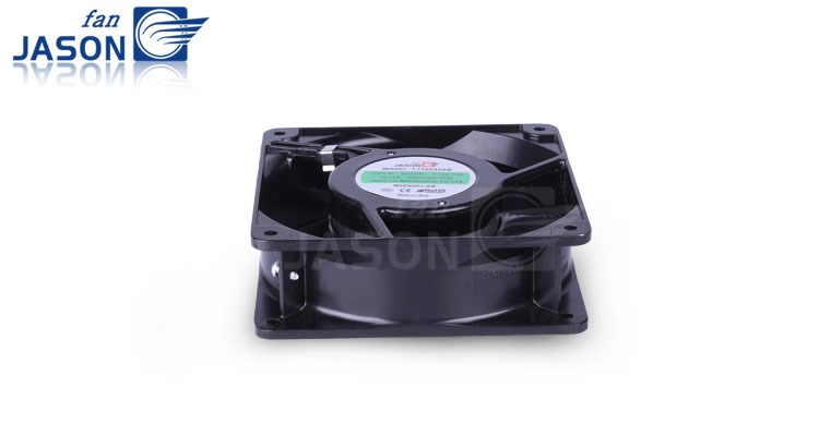 120x120x38 Hot Sale Sleeve Bearing AC Axial Fan FJ12032AST