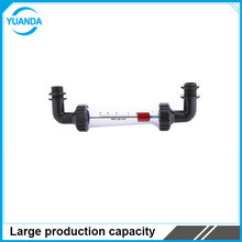 plastic pipe water flow rate meter