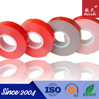 VHB double sided adhesive tape for Automotive, Glass,Metal,Plastic Parts Permanent Bonding