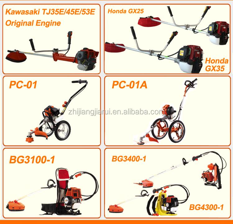 Jr-5200b-2 Factory Sale Garden Tool/brush Cutter/grass Trimmer ...