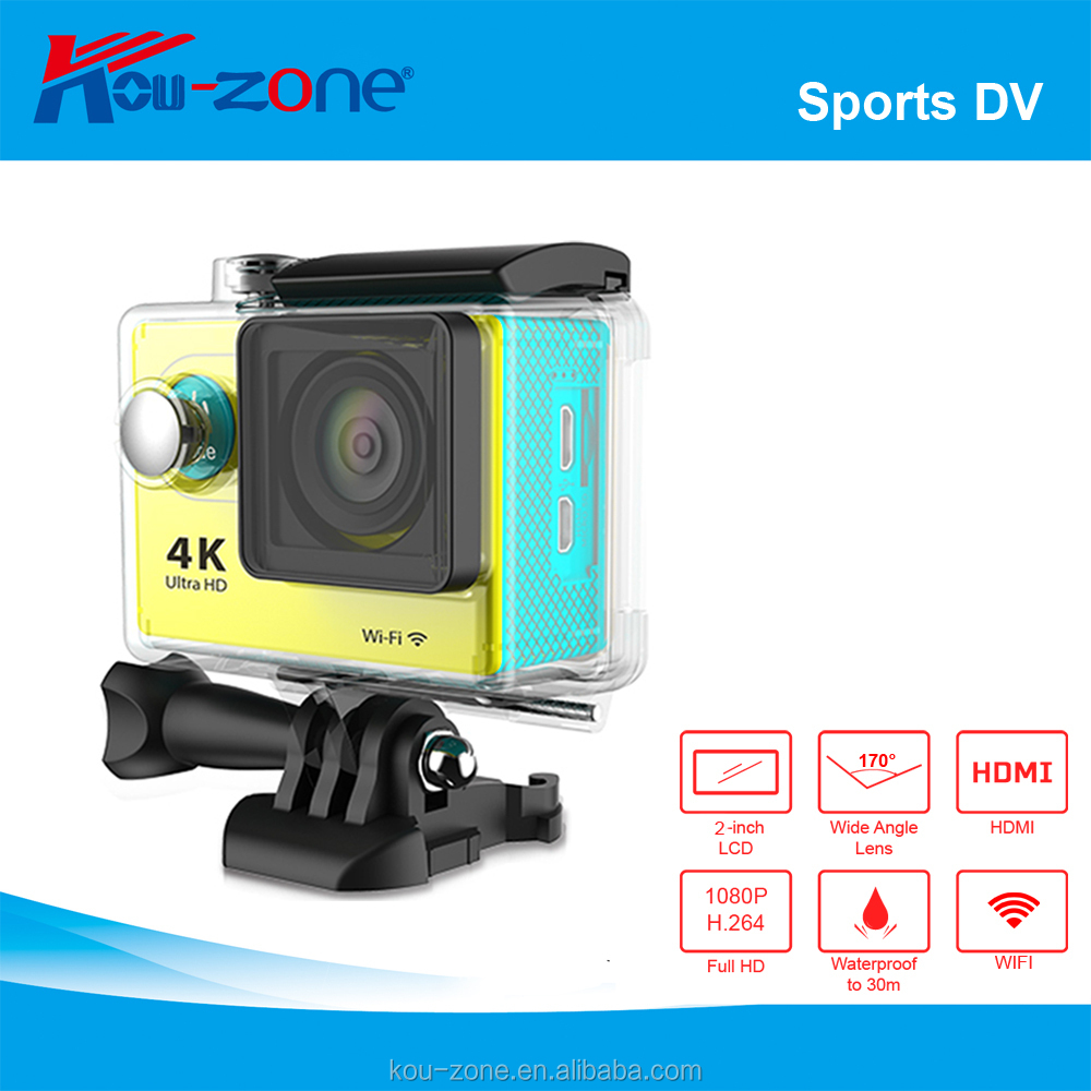 2019 Trending Products 2.0 Inch IR Waterproof Full Hd 1080p Sport Camera Wifi Remote Cheap Products