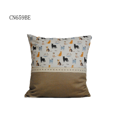 bulk purchasing website 24 x 24 cm home decorative home decorative dog cushion cover couch