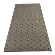 PE Temporary road mats / ground protection mat for temporary access roads