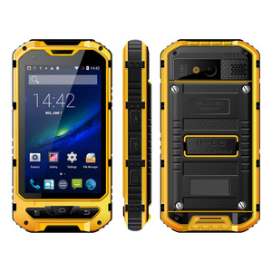 ALPS A8+ Cheap 4 inch MTK6582 Quad Core Rugged Android Mobile Phone With NFC