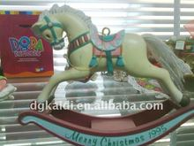 2014 handicraft horse animal figure for home decoration