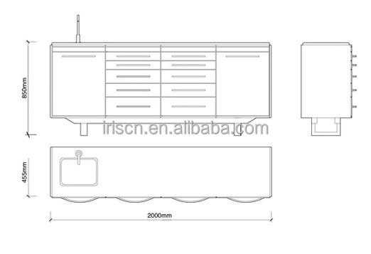 Dental Cabinet Furniture For New Design Dental Office Cabinet ...