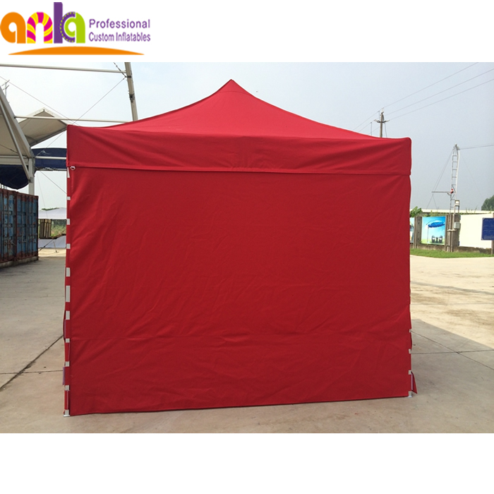 Custom made retractable bed garage folding cover car tent with high quality