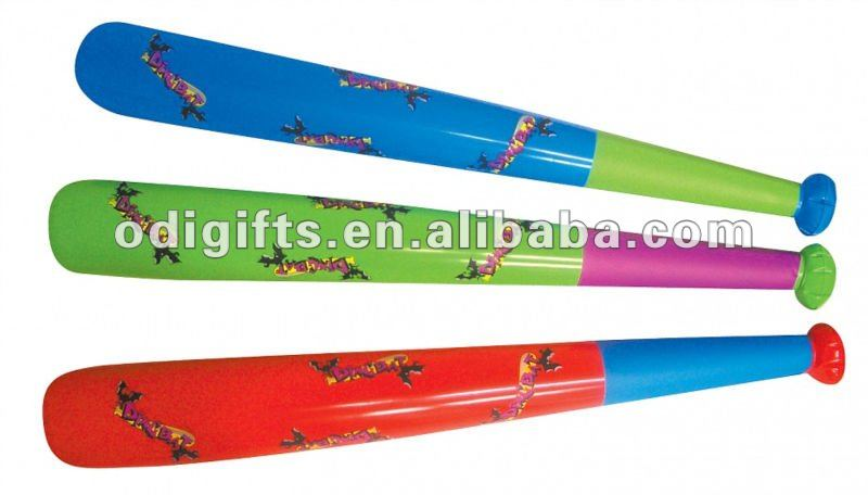"24"" Inflatable Ding Bat Toy"