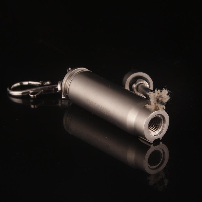 Бронзовый пуля легкие масла керосин легче пуля брелок творческой личности мужчины керосин прикуривателя
