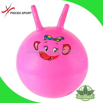 Gymnastikball mit dildo