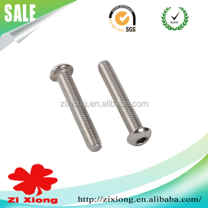 Stainless Steel Mushroom Head Bolt Inner Hex Socket Head Screw