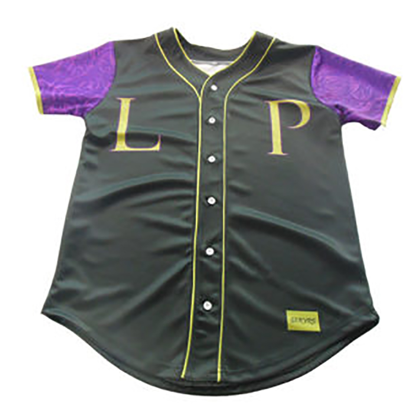Aanpassen sublimatie team uniform honkbal jerseys
