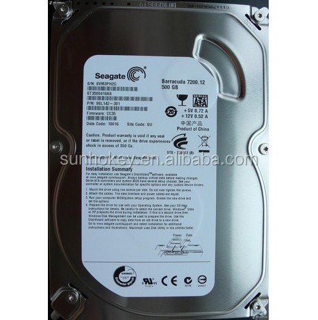 new and original Hard drives ST3120022AS 120g 7200rpm