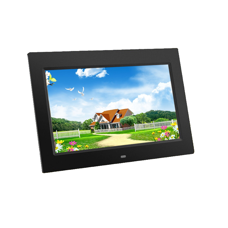 China 10 inch Digitale Photoframe Multifunctionele Machine Hd Fotolijst Video-ingang Elektronische Lcd Digitale Fotoalbum